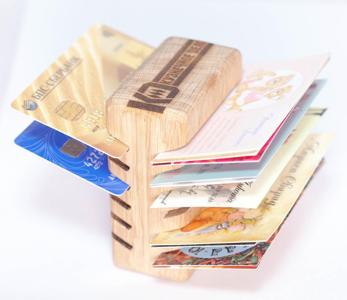 Держатели для визиток. Примеры и как их создать своими руками? 71