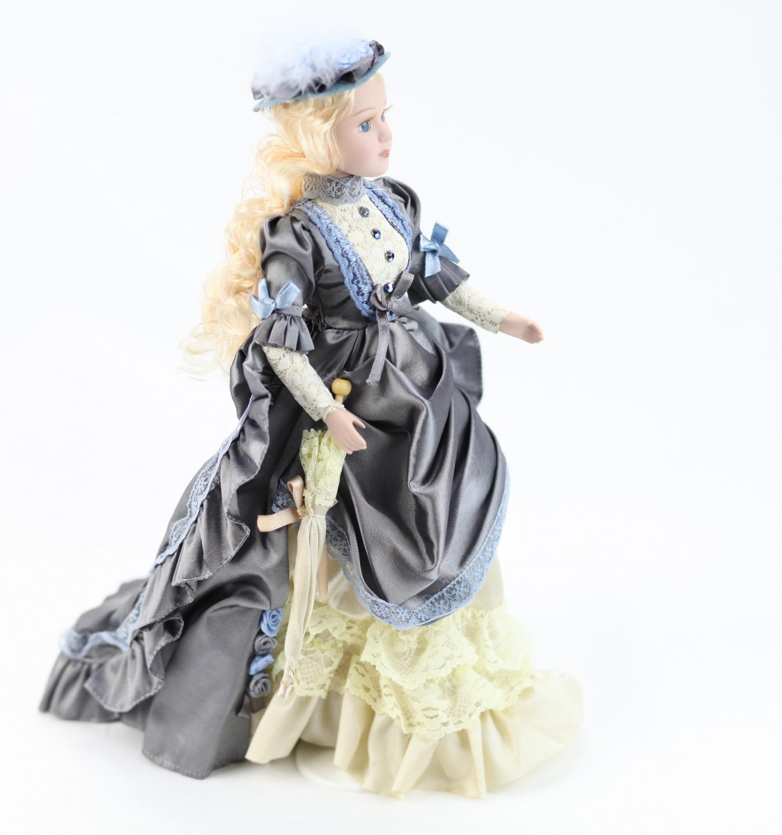 Фарфоровая кукла 2930, 31 см на peresvet,by