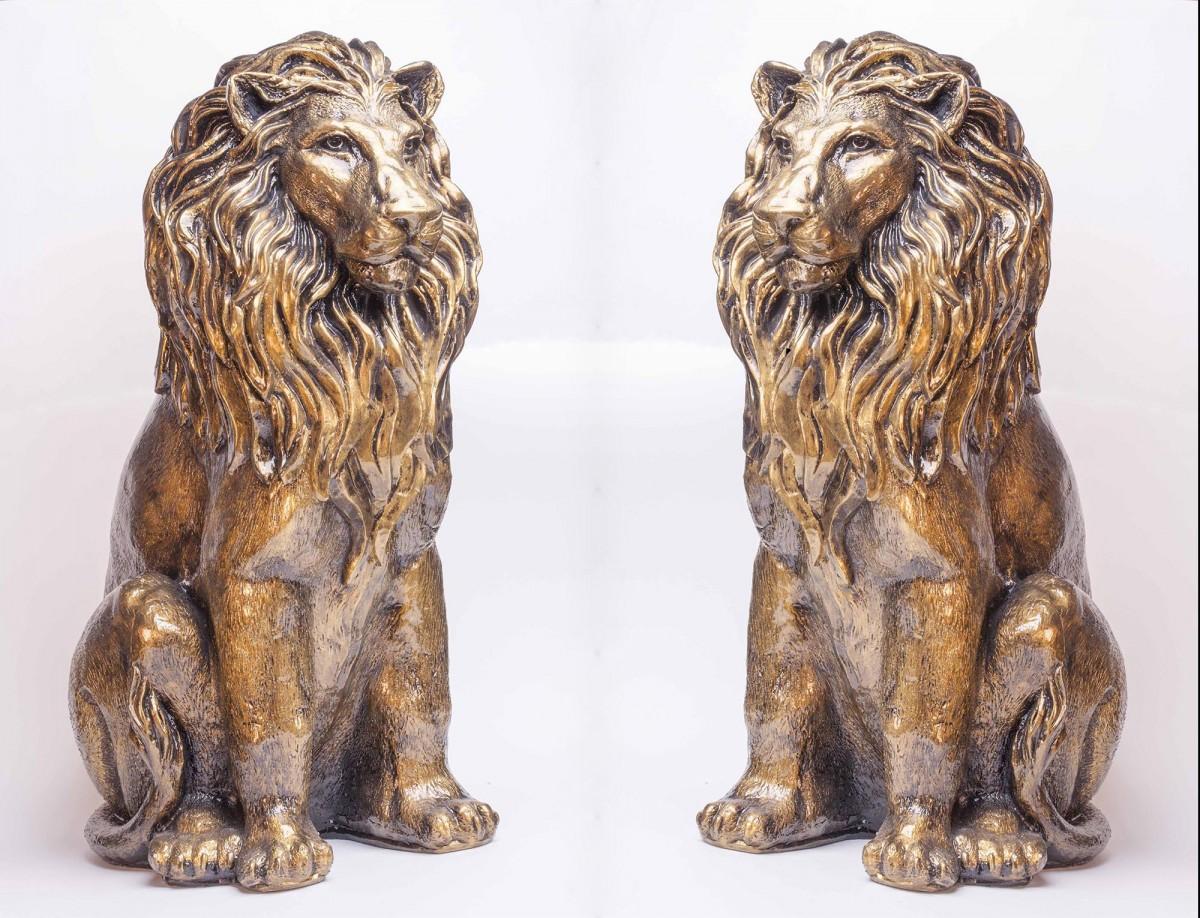 Фигура садовая Пара львов peresvet.by