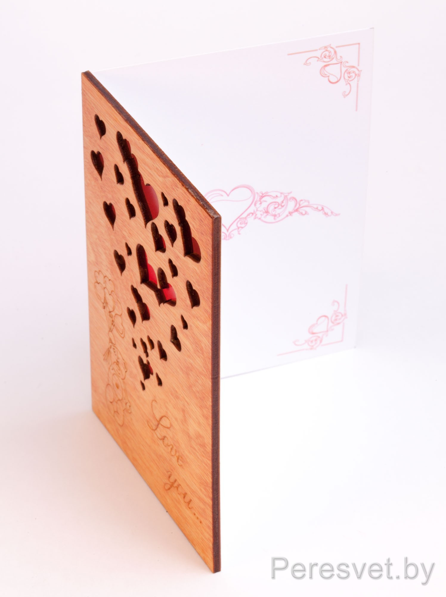 Деревянные открытки беларусь