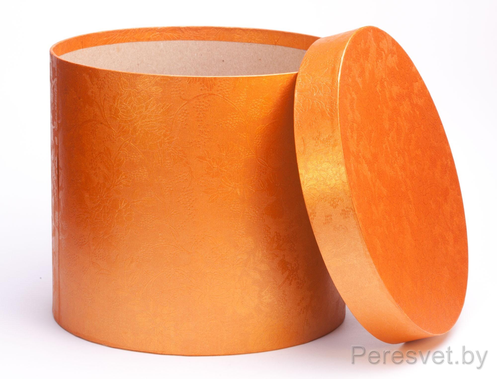 Шляпная коробка Для любимой шляпки ручной работы на peresvet.by