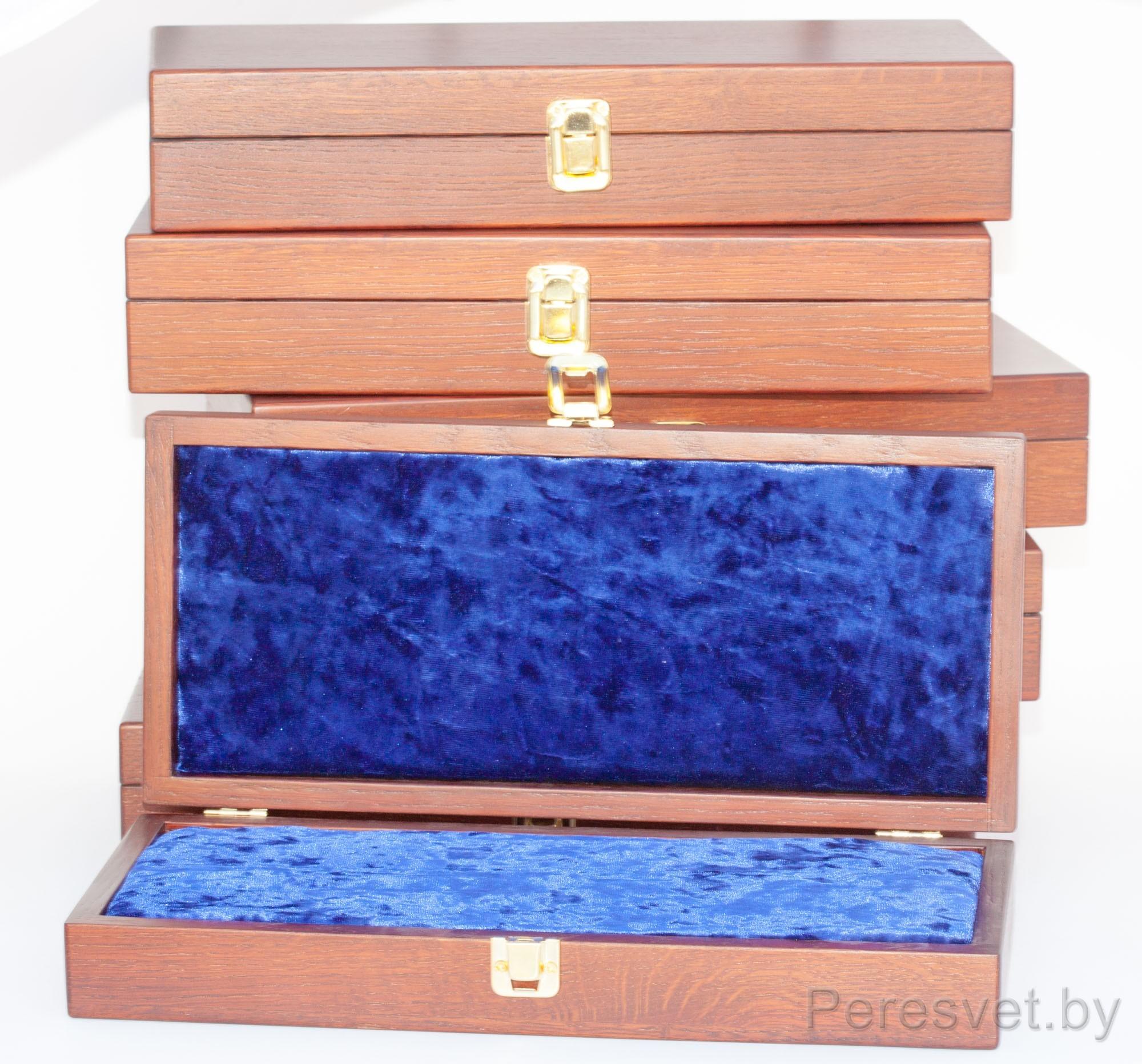 Деревянная упаковка для подарков Элегант массив дуба опт на peresvet.by