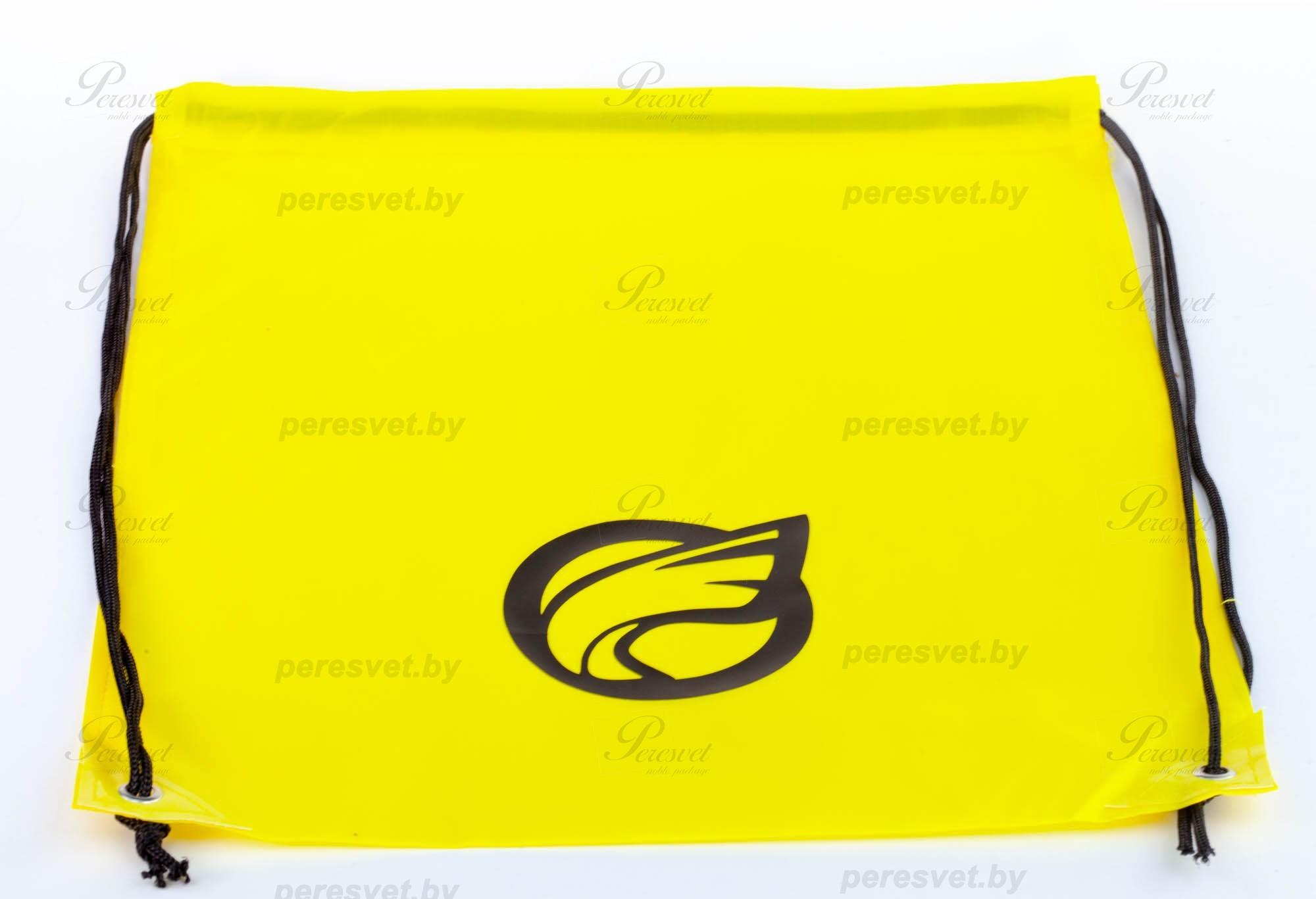 Сумка для обуви с логотипом термотрансферная печать на peresvet.by