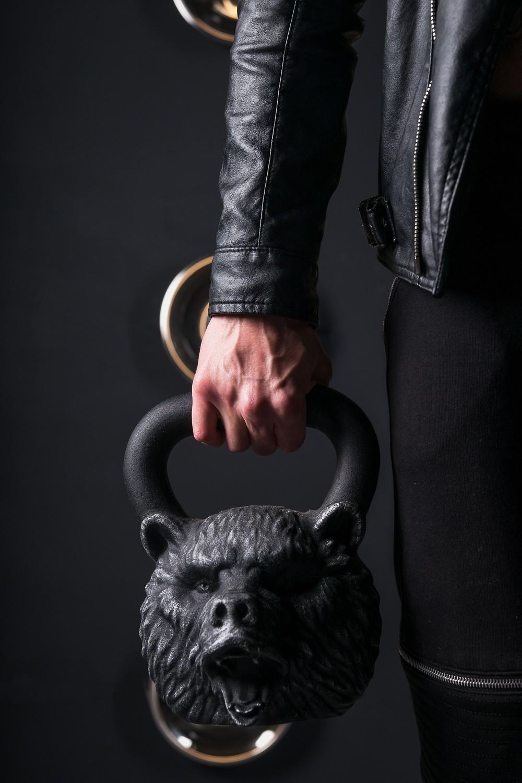 Гиря Iron Head Медведь 16кг на peresvet.by
