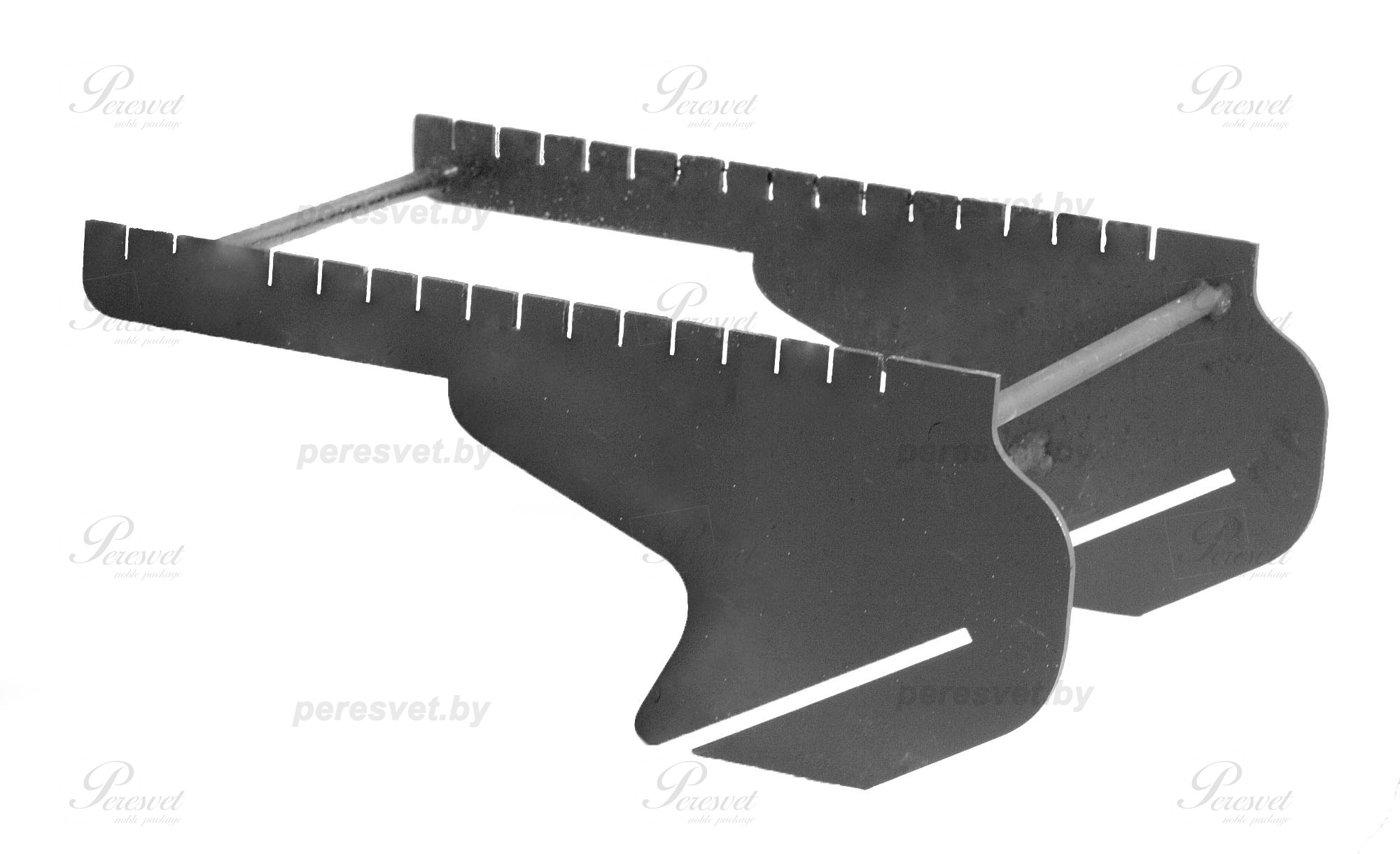Шашлычный модуль к мангалу трансформер Сумрак стандарт на peresvet.by