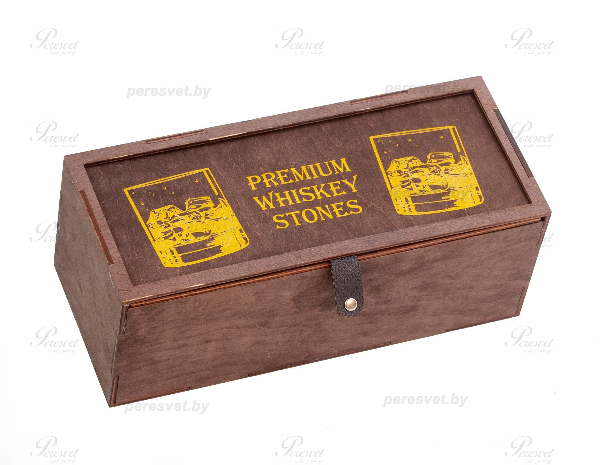 Подарочный набор мужской с камнями для виски на peresvet.by