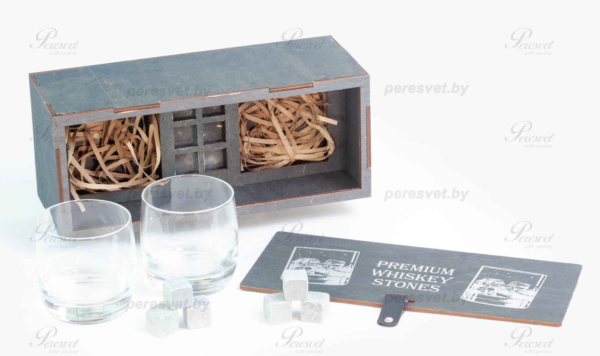 Подарочный набор Premium Whiskey Platinum на peresvet.by