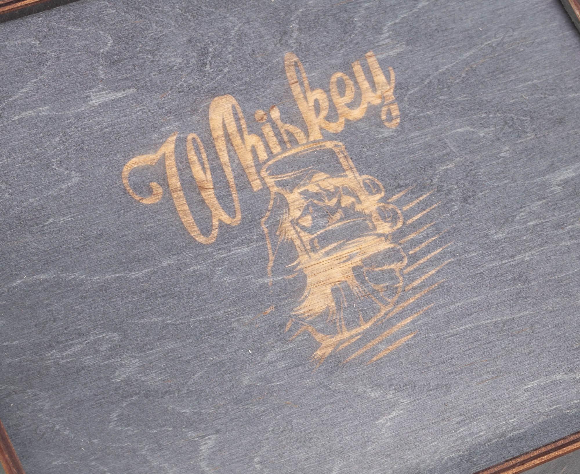 Подарочный набор Premium Whiskey Four Cosmo на peresvet.by
